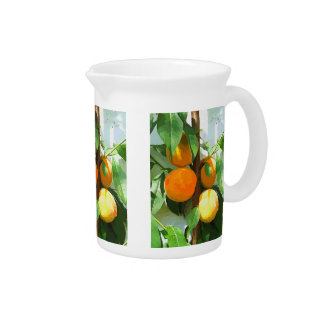 PEACHES PITCHER