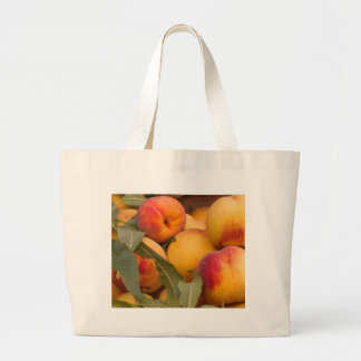 peaches canvas bags