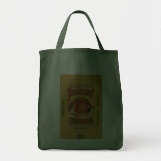 Peachey Chewing Tobacco Grocery Tote Bag