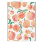 Peachy Card