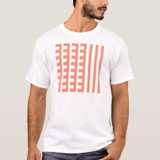 Peachy Combs Tooth T-Shirt