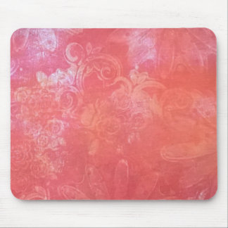 Peachy delight mouse mat