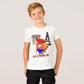 Peachy in France T-Shirt