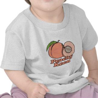 Peachy Keen Peaches Tee Shirt