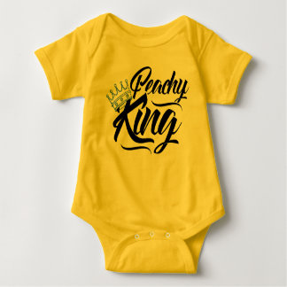 Peachy King Baby Boy Outfit Baby Bodysuit