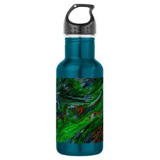 Peacock. 532 Ml Water Bottle