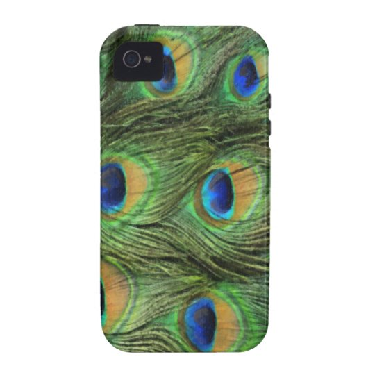 Peacock animal Iphone cases