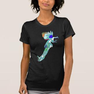 Peacock Attack T-Shirt