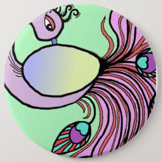 peacock badge