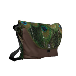 Peacock Beauty - Messenger Bag