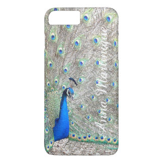 Peacock Bird Wildlife Animal Feather iPhone 7 Case