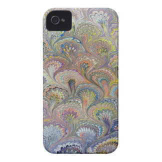 Peacock Bouquet iPhone 4 Case-Mate Case