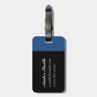 Peacock Butterfly 2012 Luggage Tags