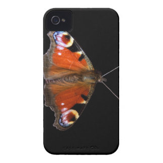 Peacock Butterfly iPhone 4 Covers