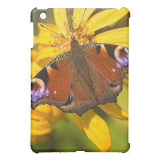 Peacock butterfly iPad mini cases