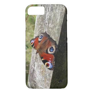 Peacock Butterfly iPhone 7 Case