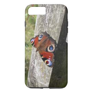 Peacock Butterfly iPhone 7 Plus Tough Case