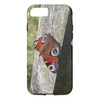 Peacock Butterfly iPhone 7 Tough Case