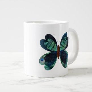 Peacock Butterfly Jumbo Mug