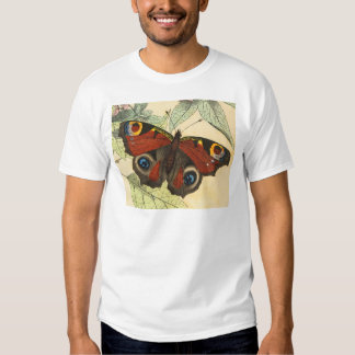 Peacock Butterfly Tshirts