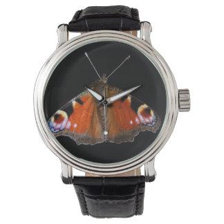 Peacock Butterfly Watch