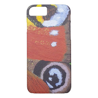 Peacock Butterfly Wing Barely There iPhone 7 Case