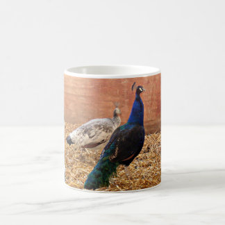 Peacock Classic Coffee Cup