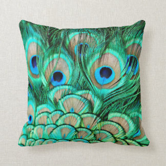 Peacock Cushion