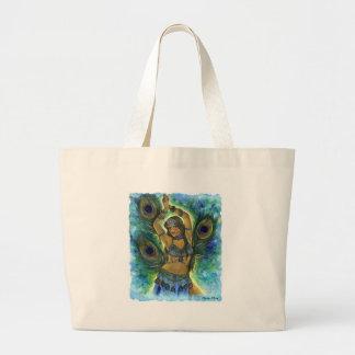 Peacock Dancer Bag