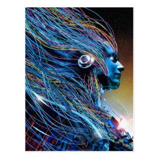 Peacock Dancer.jpg Post Card