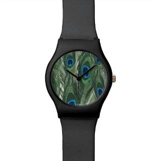 Peacock Delight Watch