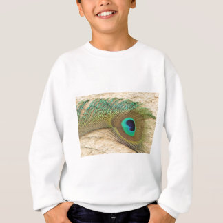 Peacock eye sweatshirt