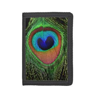 Peacock Eye Wallet