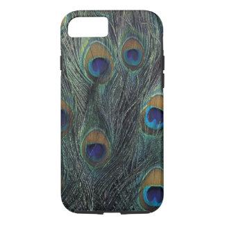 Peacock feather design iPhone 8/7 case