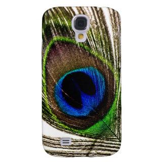 Peacock Feather Galaxy S4 Case