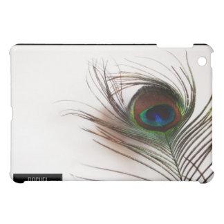Peacock Feather Glamor iPad iPad Mini Cover