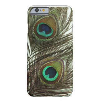 Peacock Feather iPhone 6 case Barely There iPhone 6 Case