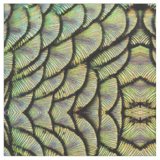 Peacock Feathers - 0975 Fabric