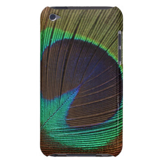Peacock feathers 3 iPod touch Case-Mate case