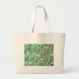 Peacock Feathers Bag