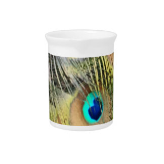 Peacock Feathers Eyes All New Growth Pitcher
