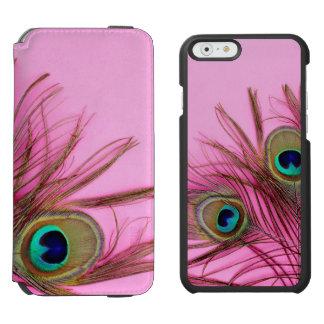 Peacock Feathers iPhone 6 Wallet Case Incipio Watson™ iPhone 6 Wallet Case