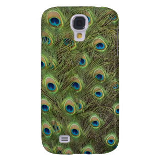Peacock Feathers Pern Galaxy S4 Case