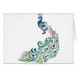 Peacock Felicitacion