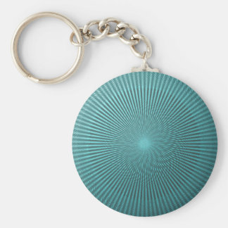 Peacock Illusion Key Chains