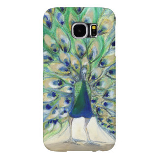 Peacock in San Diego 2 2013 Samsung Galaxy S6 Cases