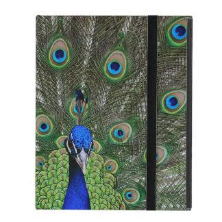 Peacock iPad Folio Case