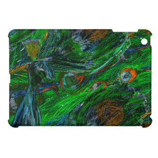Peacock. iPad Mini Covers