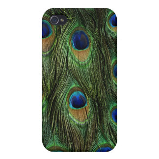 peacock iPhone 4/4S cases