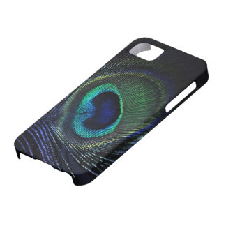 Peacock iPhone 5 Cases